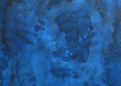 Blue unkown